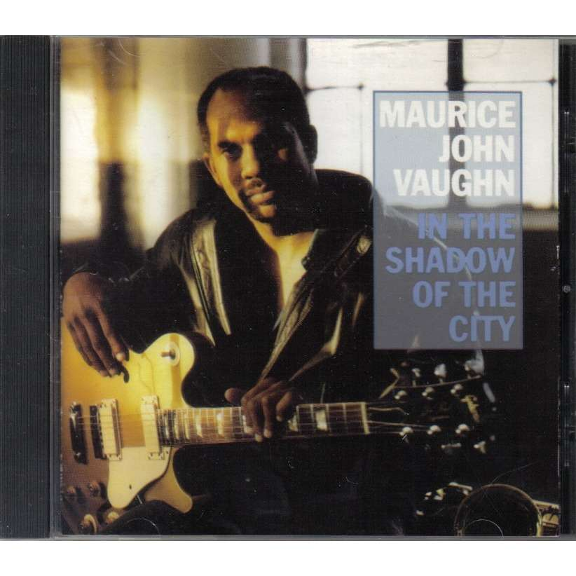 In The Shadow Of The City By Maurice John Vaughn Cd With