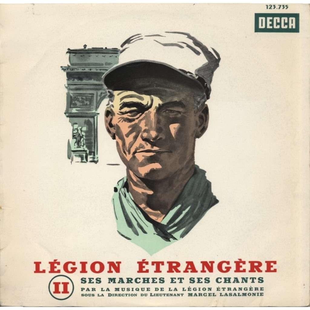 Marcel LASALMONIE / Andreas Rosenberg Légion Etrangère ( 2 - I I )