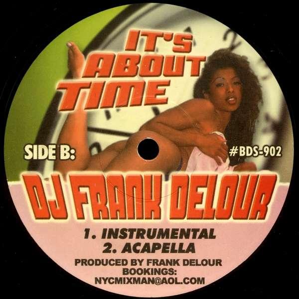 DJ Frank Delour It's About Time