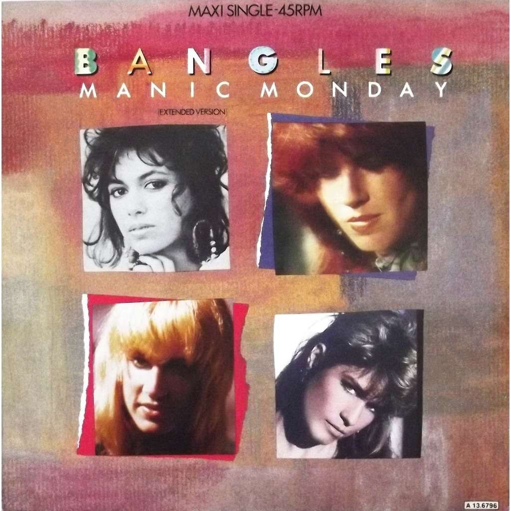 Manic Monday Extented Manic Monday In A Different