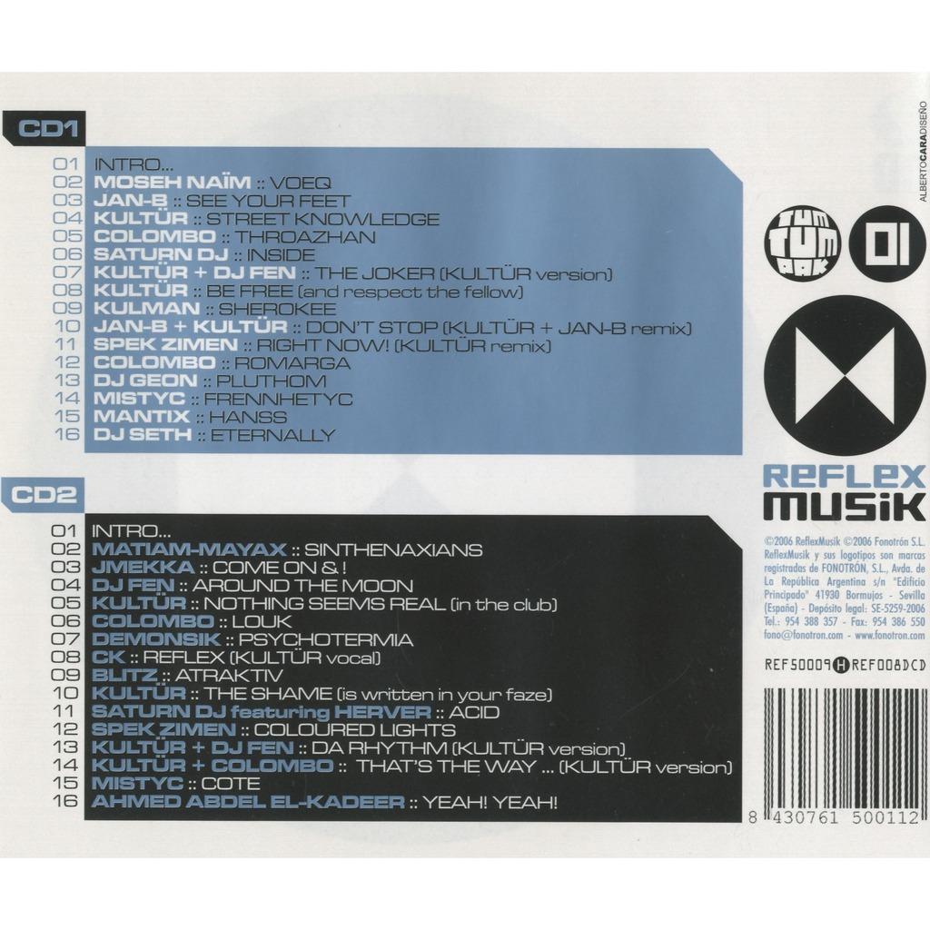 Dj Kultur, Jan - B, Fen... Beatdis! 2007 Mixed By Kultur