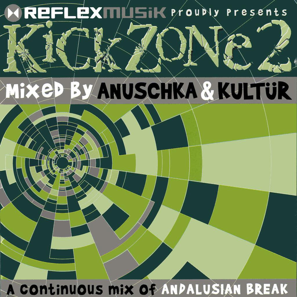 Dj Anuschka, Dj Kultur... Kickzone2 Mixed By Dj Anuschka & Dj Kultur