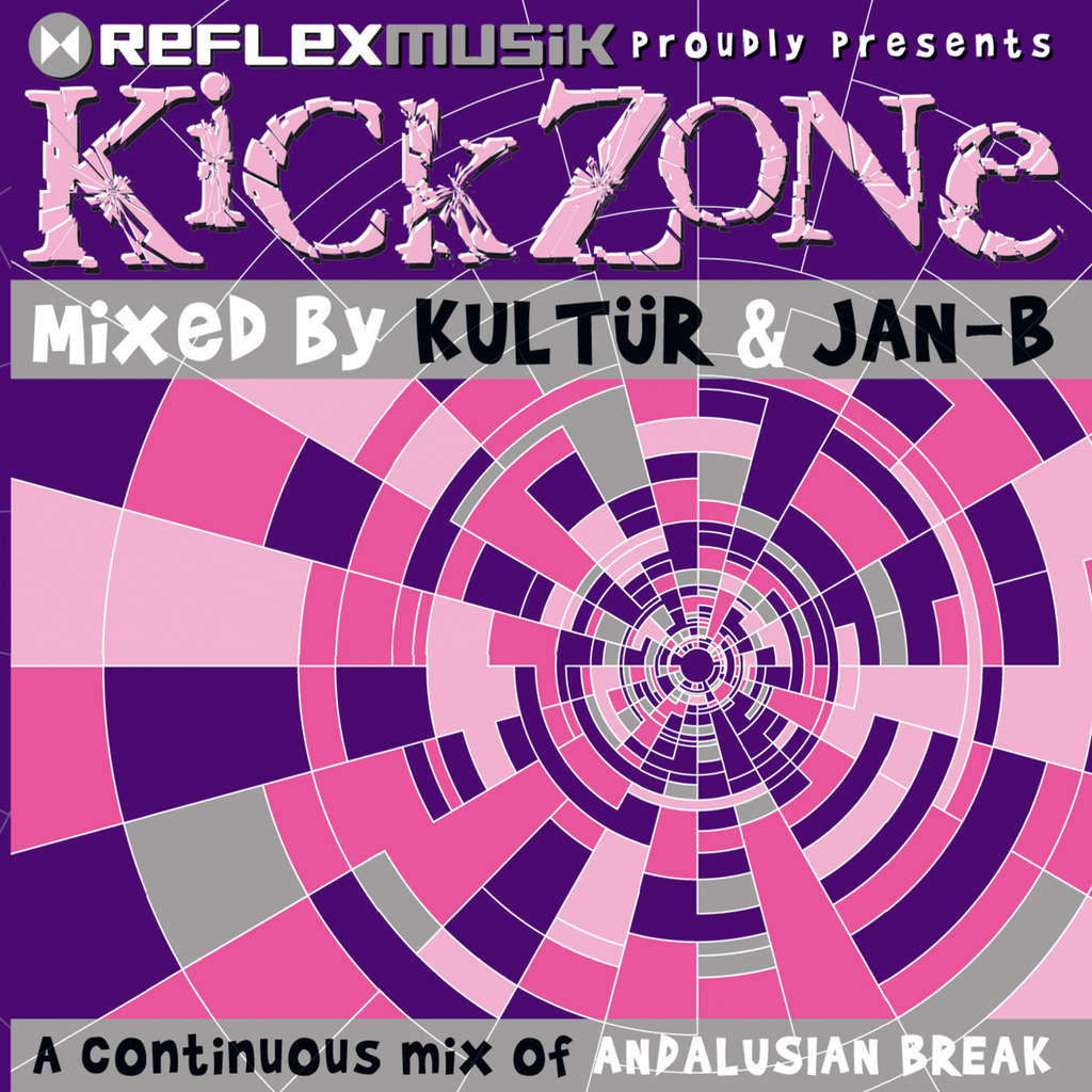 Dj Kultur, Mr.Fli, Dj Lampy... Kickzone Mixed By Dj Kultur & Dj Jan - B