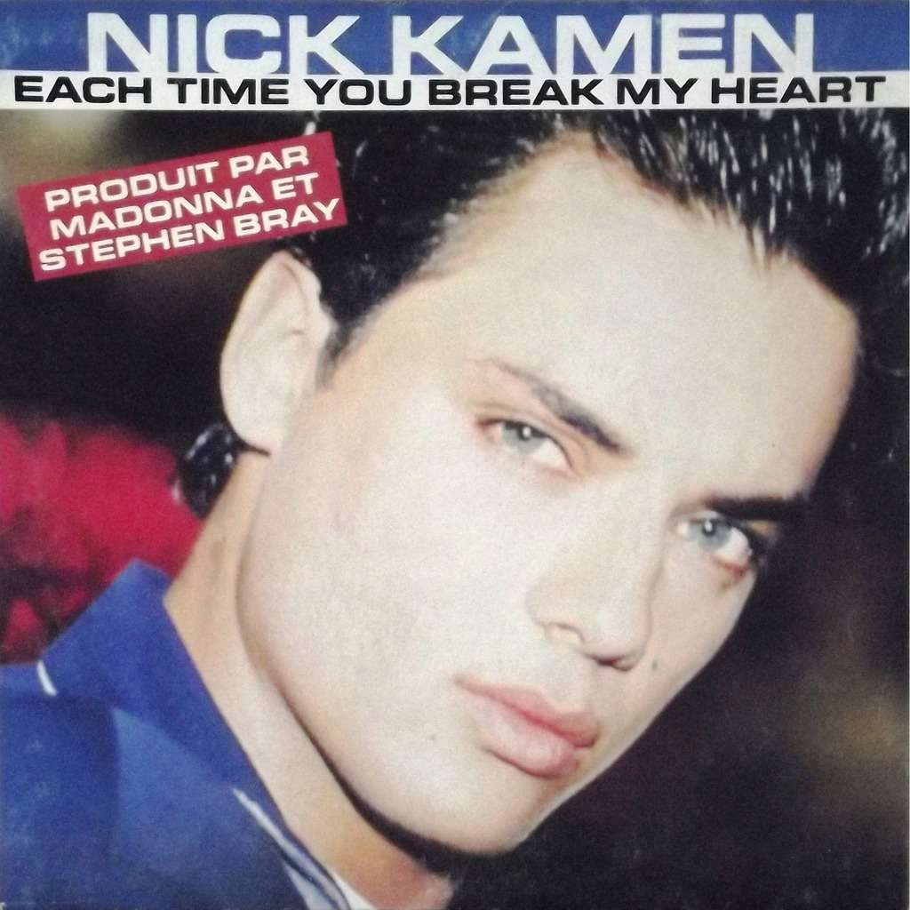 Bring me your love cd-single - Nick Kamen - Muziekweb
