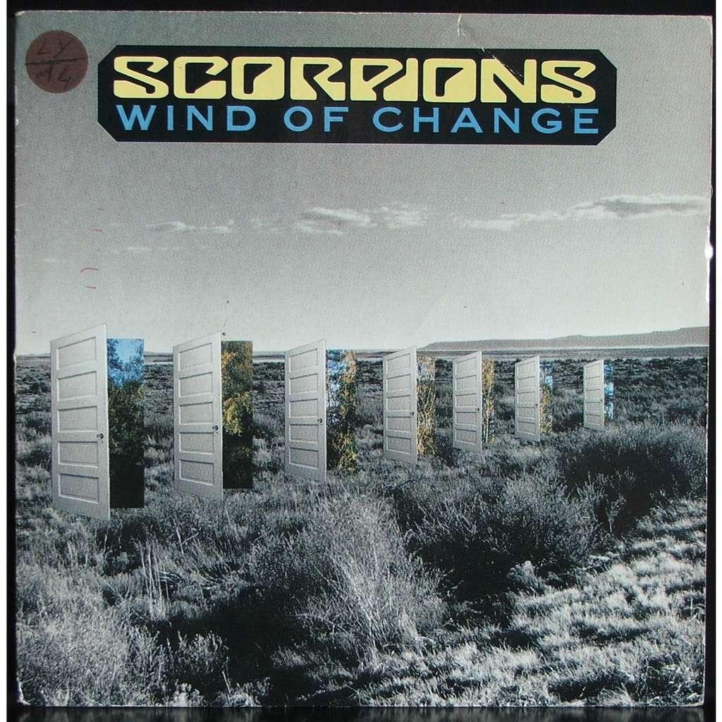 Wind of change de Scorpions, SP chez soulvintage59 - Ref