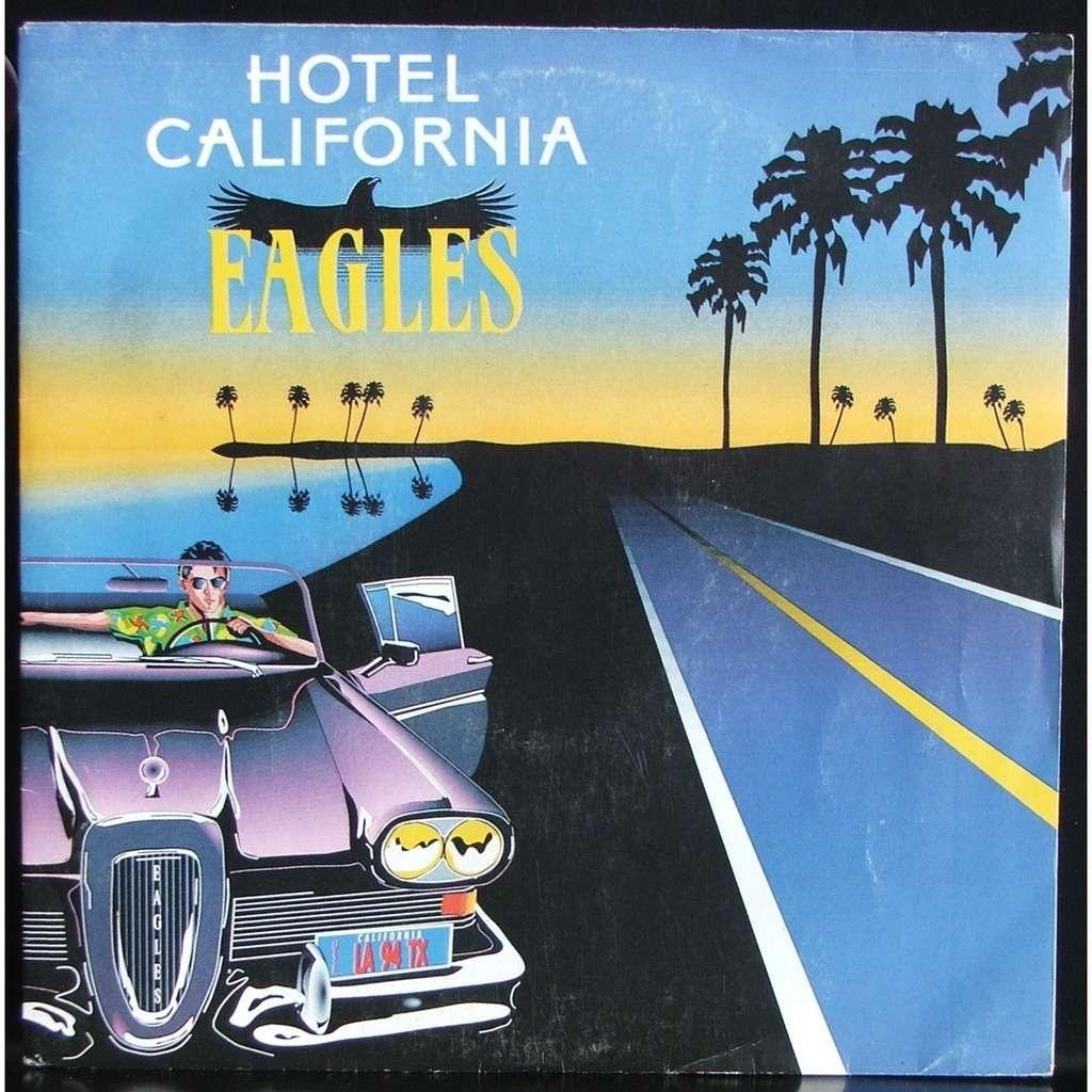 Best Hotel California Eagles Live