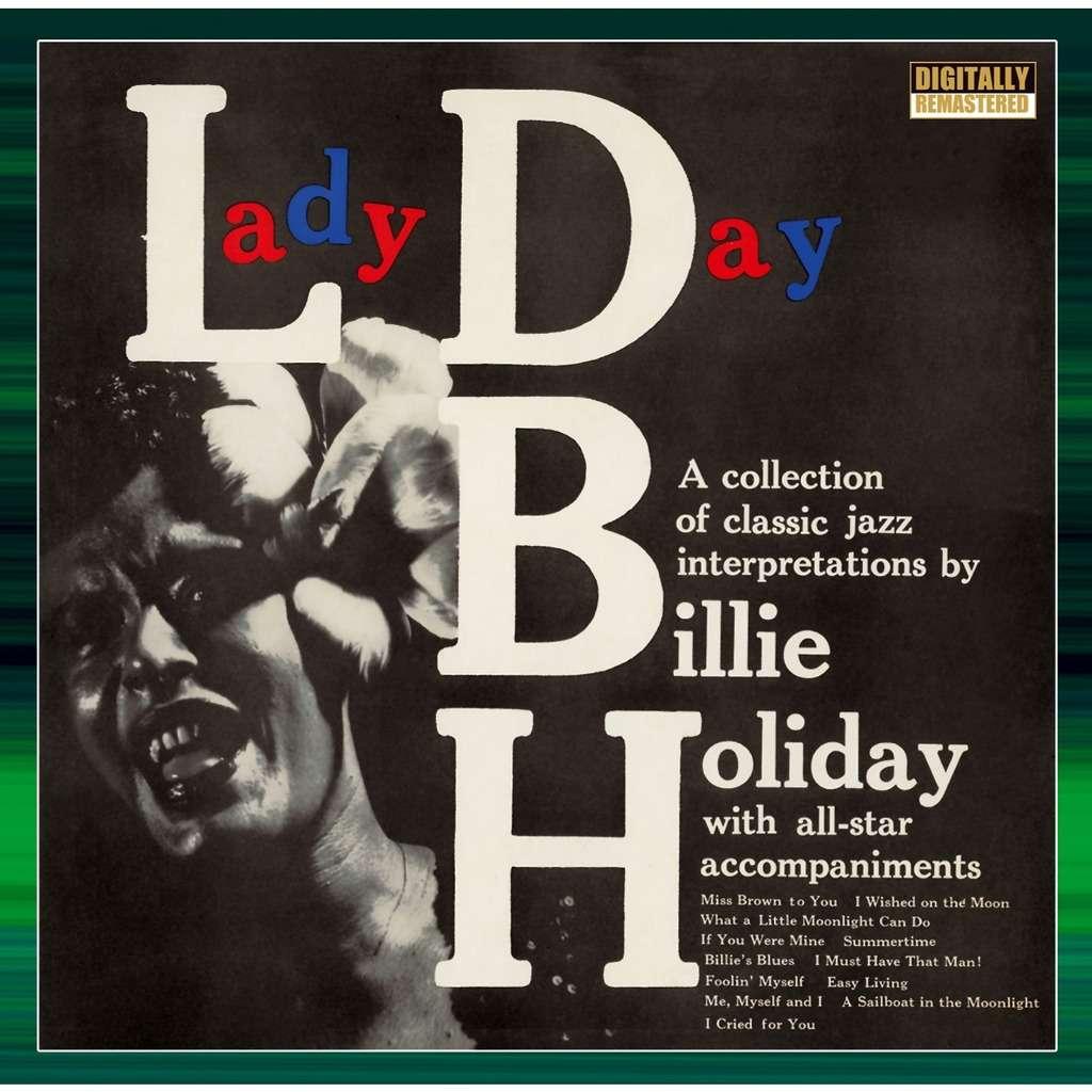 Billie Holiday Lady day