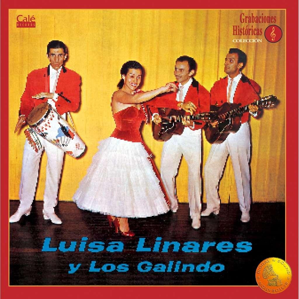 Luisa Linares Y Los Galindos La Jaguava