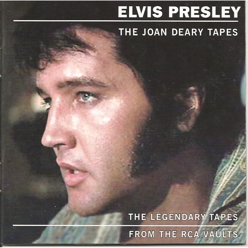 Elvis Presley The Joan Deary Tapes Cd Poster 24