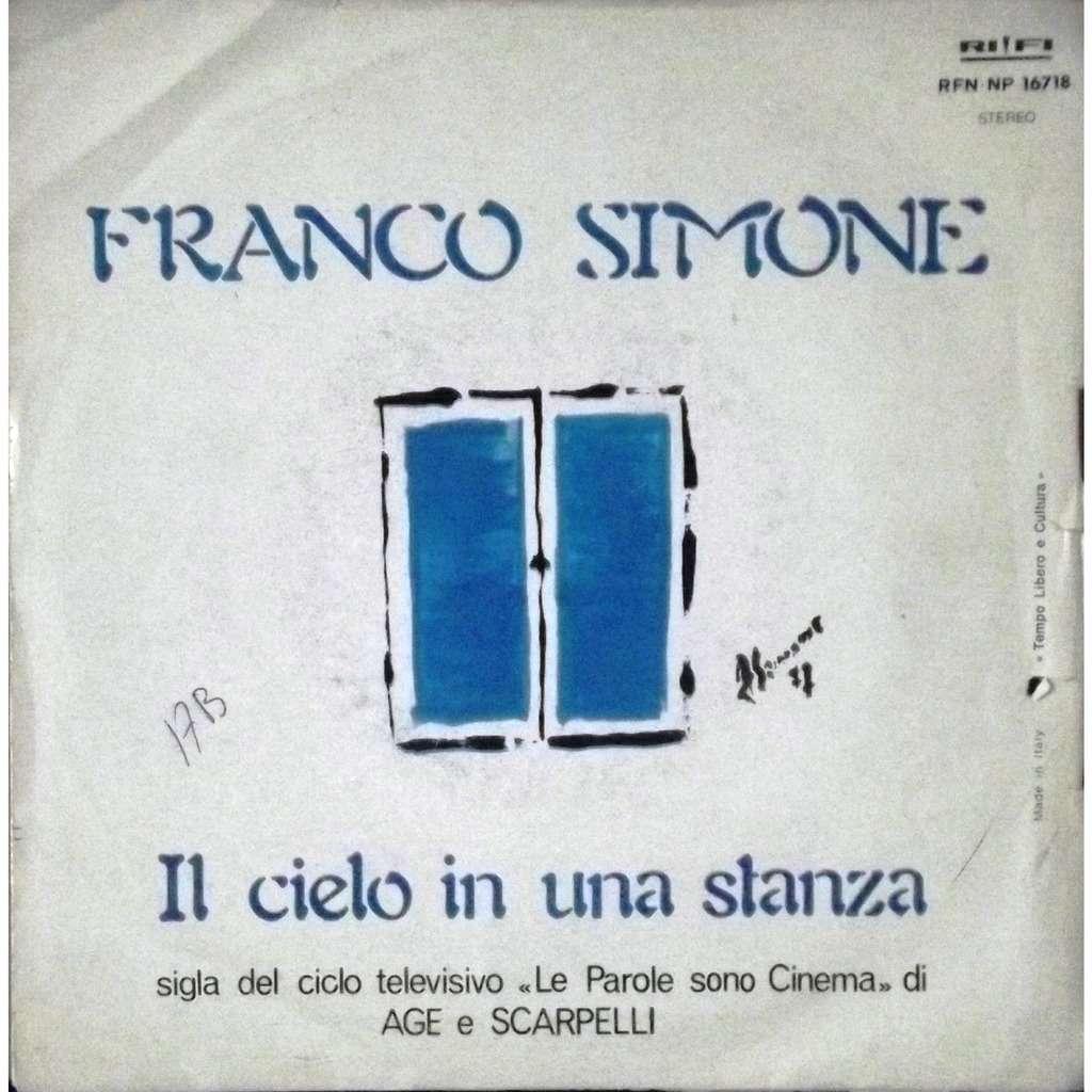 Il cielo in una stanza sara by franco simone sp with for Il cielo in una stanza autore