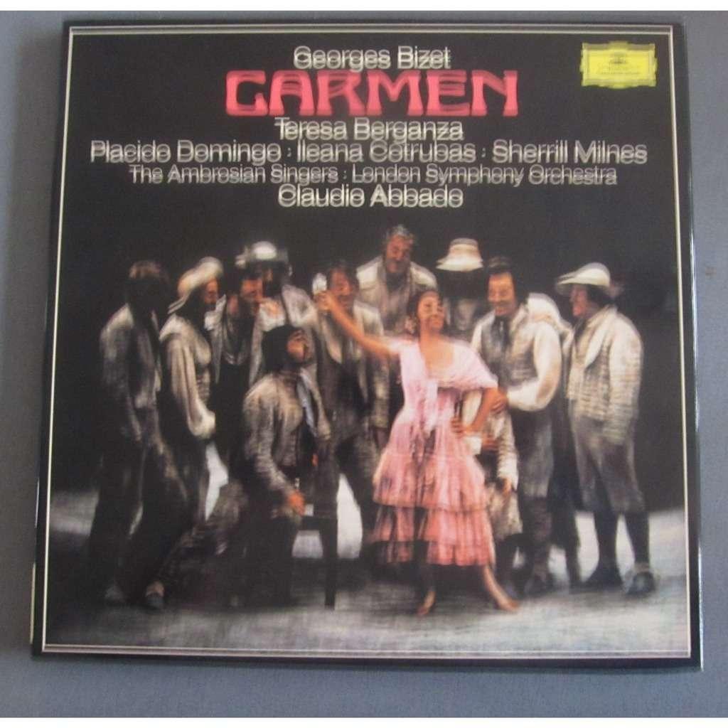 Bizet / Placido Domingo / Teresa Berganza / Illean Carmen