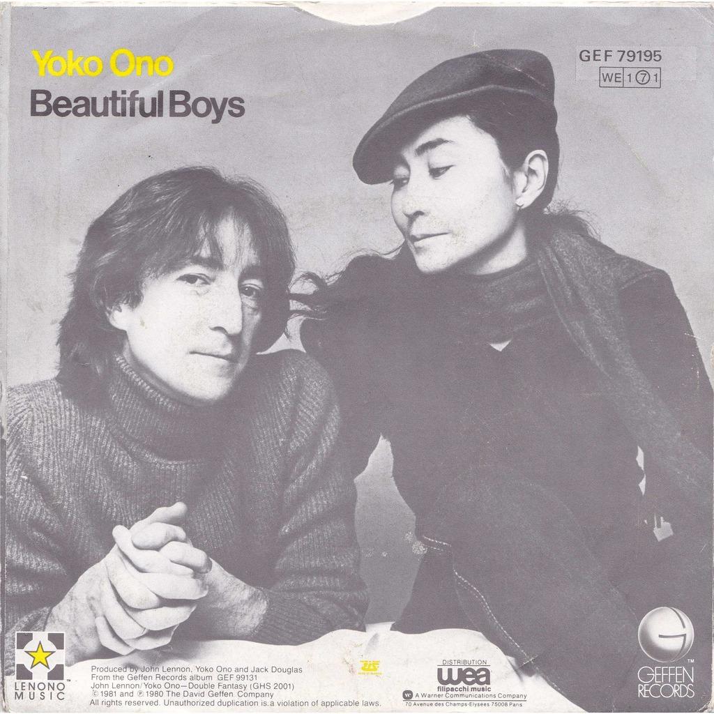Woman Beautiful Boys By John Lennon Amp Yoko Ono Sp With