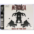 METALLICA - Hero of the day / Hero of the day (Outta B sides mix) / Overkill / Damage case (PART 1) - CD single