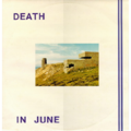 DEATH IN JUNE - Heaven St / We Drive East / In The Night Time - 12 inch 45 rpm