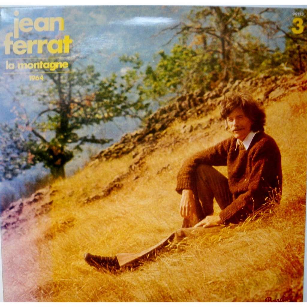 La montagne by Jean Ferrat, LP with discoland - Ref:116002984