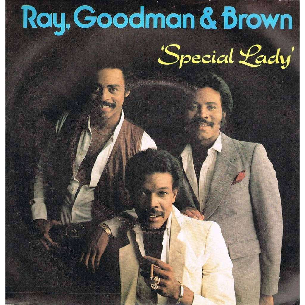 Special Lady By Ray Goodman Amp Brown Sp With Lerayonvert