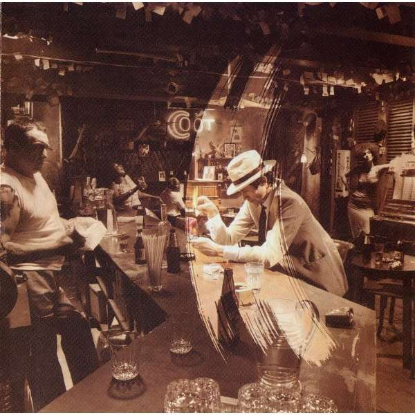 Led Zeppelin - In Through The Out Door Record