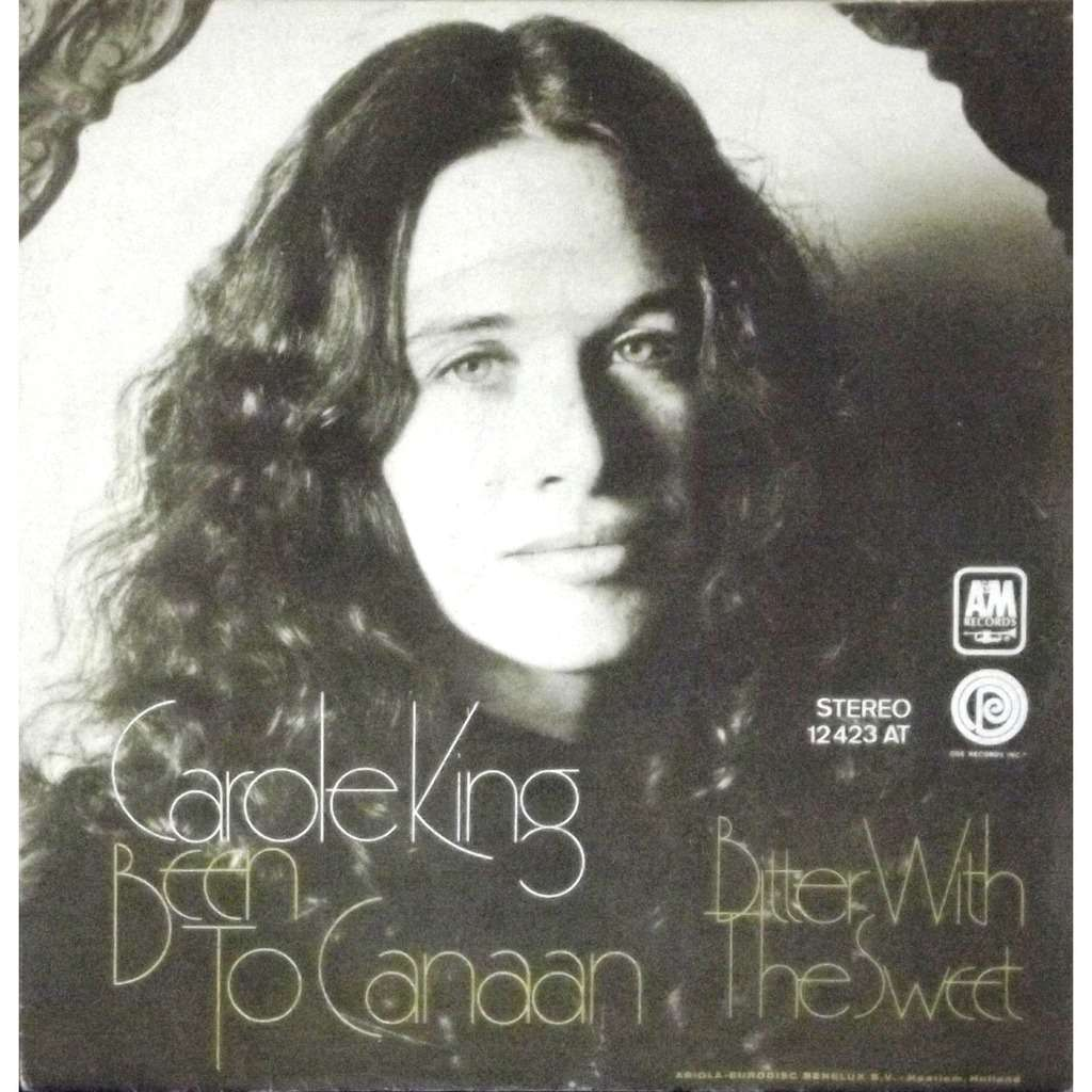 carole king been to canaan / bitter with the sweet