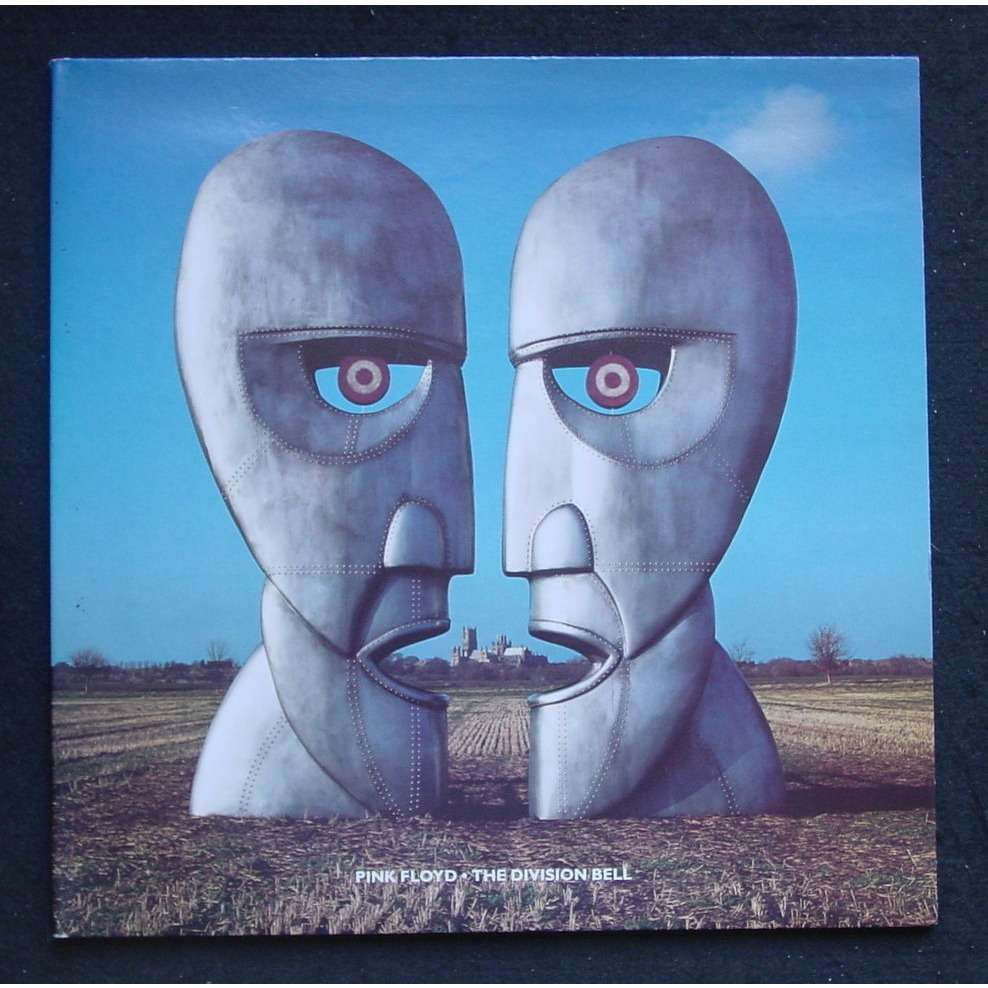Pink Floyd The Division Bell Album Cover