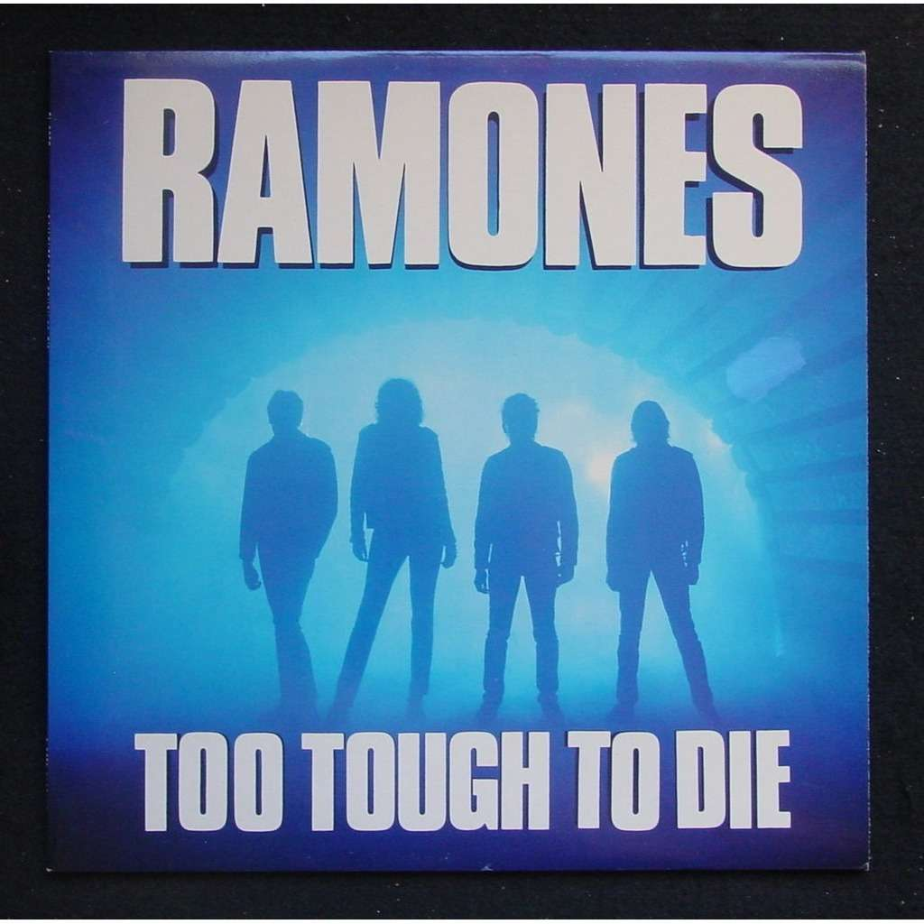 Too Tough To Die By Ramones Lp With Themroc Ref 116077204