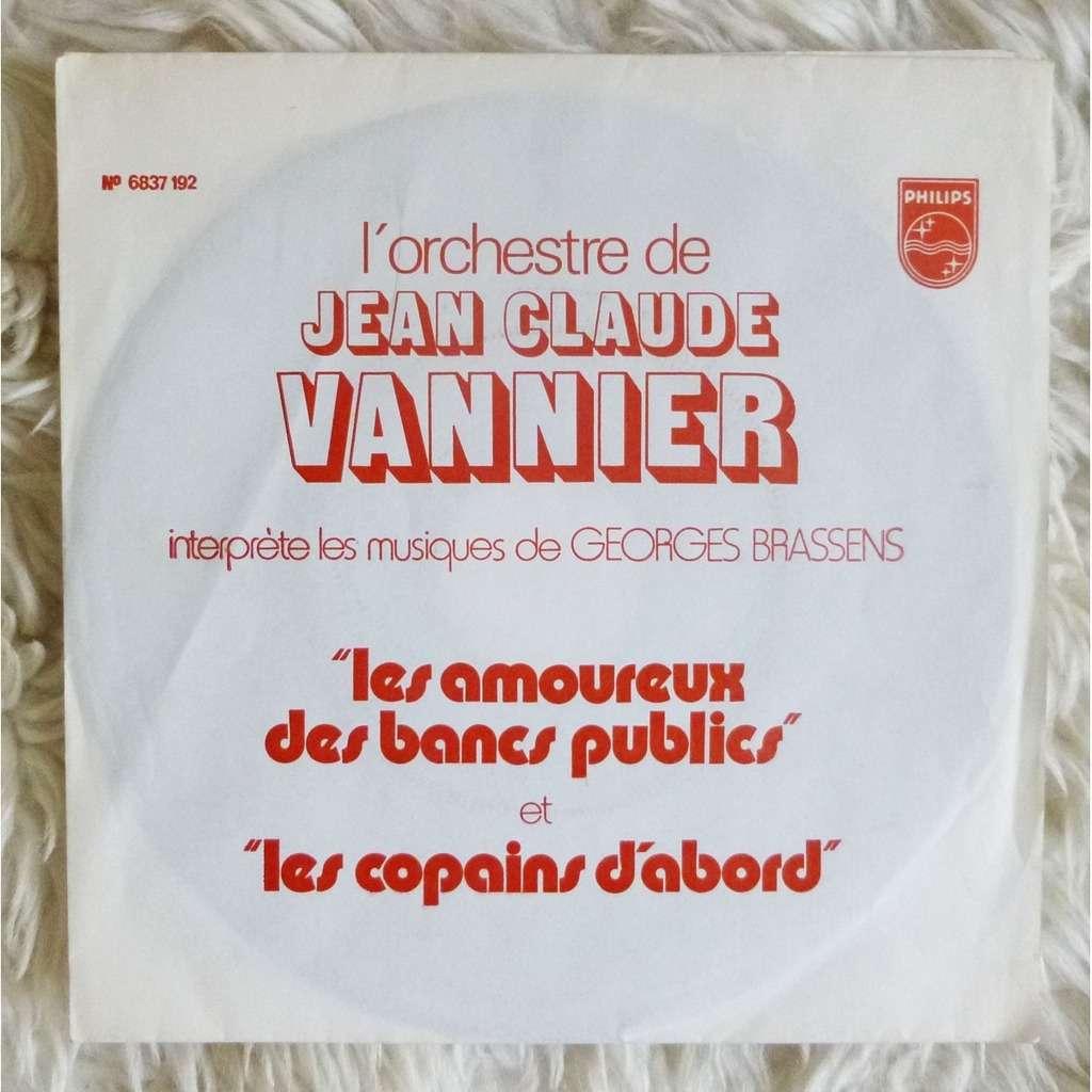 Interprete les musiques de g brassens les amoureux des - Les amoureux des bancs publics brassens ...