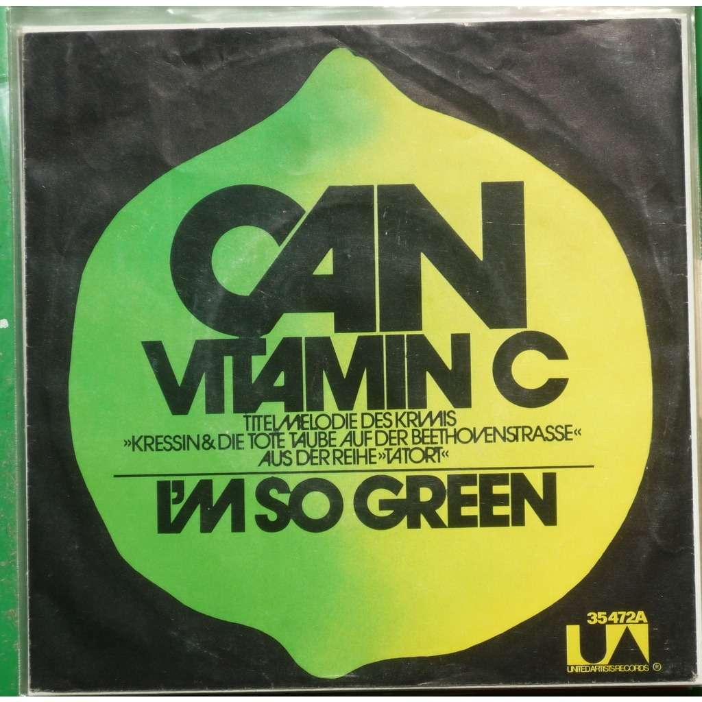 CAN VITAMIN C / I'M SO GREEN