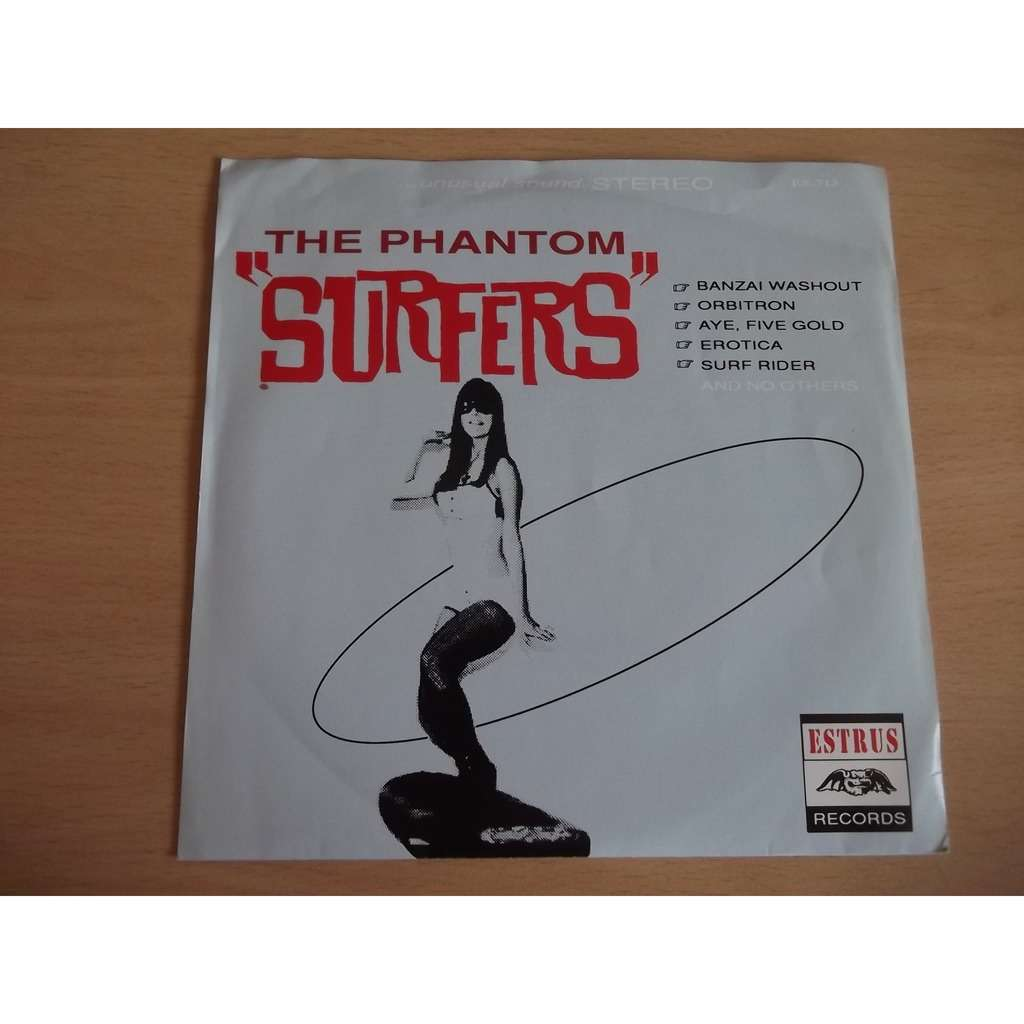 - PHANTOM SURFERS Orbitron!