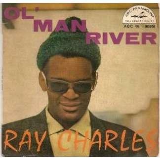 ray charles Ol' man river