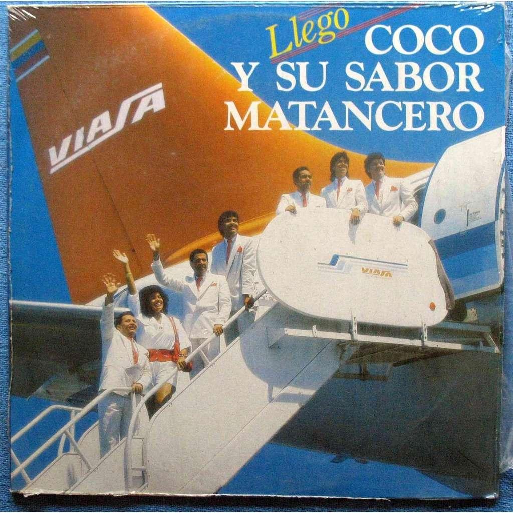 Coco Y Su Sabor Matancero Llego Lp For Sale On Cdandlp Com