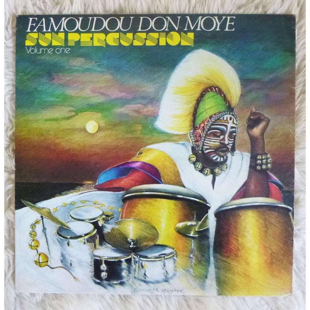 Famoudou Don Moye - Sun Percussion Volume One