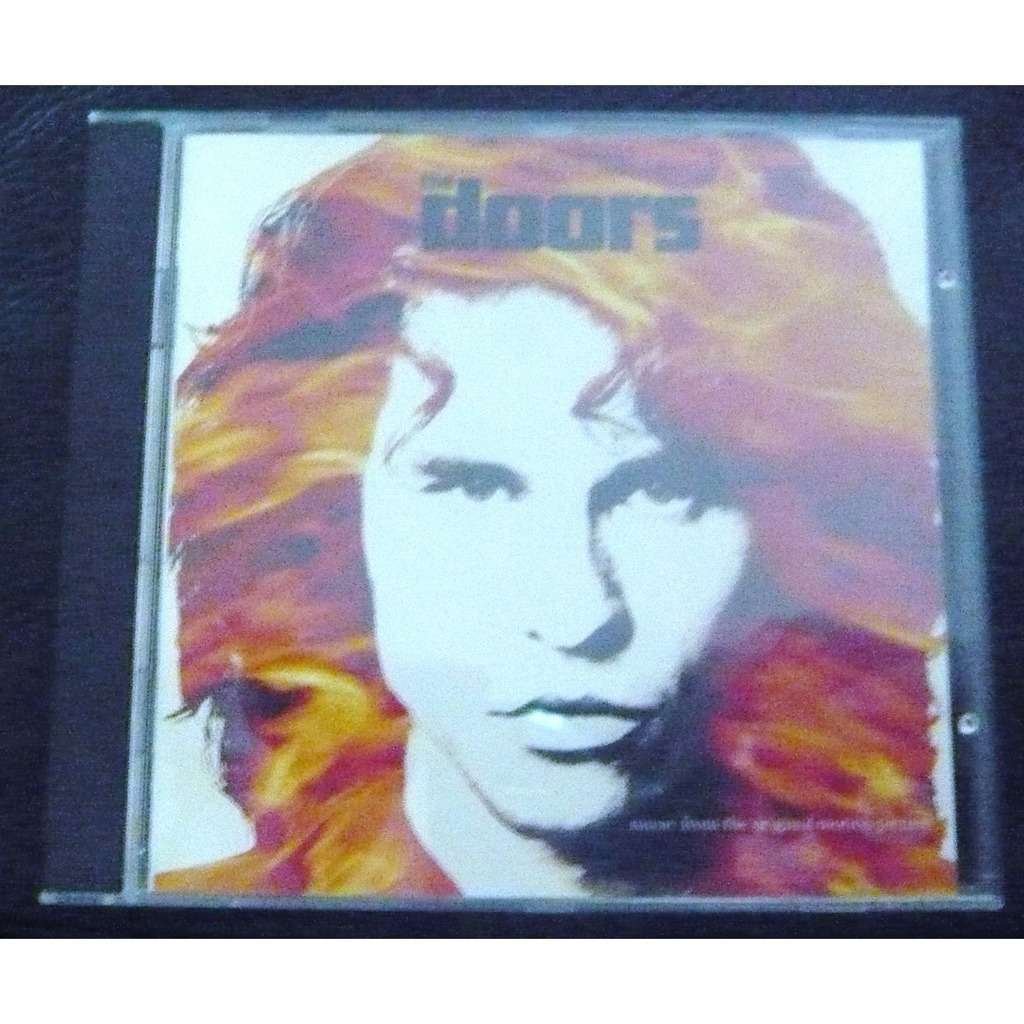 THE DOORS BO FILM OLIVER STONE THE DOORS  sc 1 st  CD and LP & Bo film oliver stone the doors by The Doors CD with discoccase ...