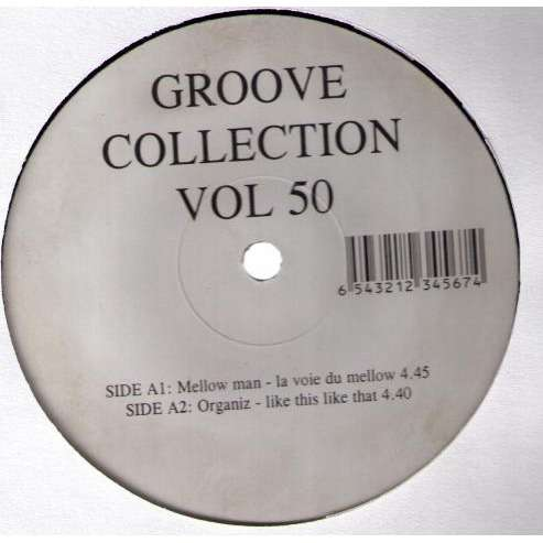 Groove Collection 50 Groove Collection 50