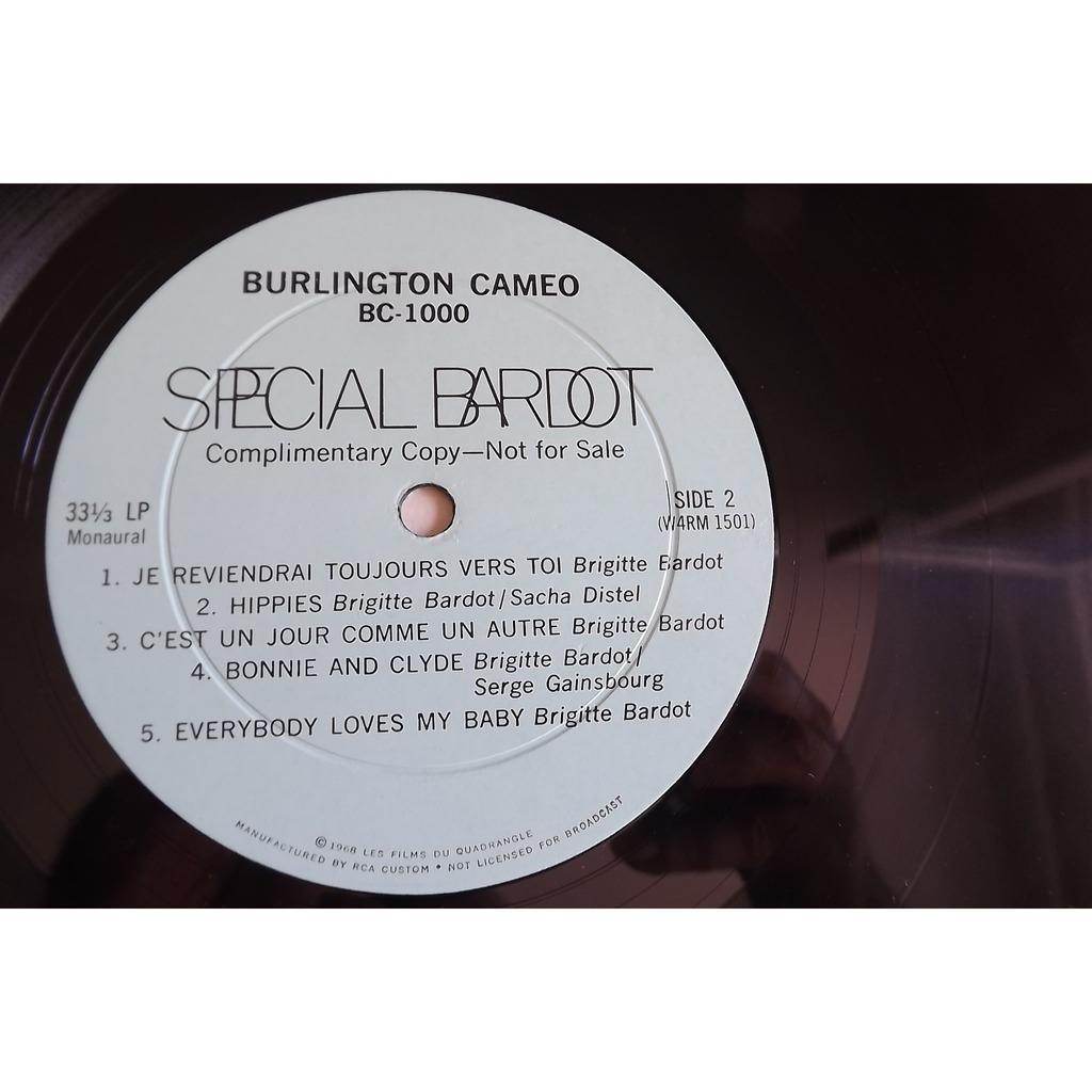 Bardot Brigitte Special Bardot Lp For Sale On Cdandlp Com