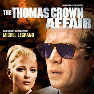 Michel Legrand The Thomas Crown Affair