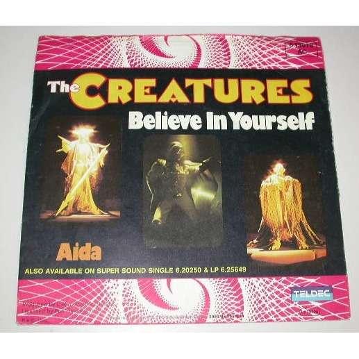 creatures the believe in yourself