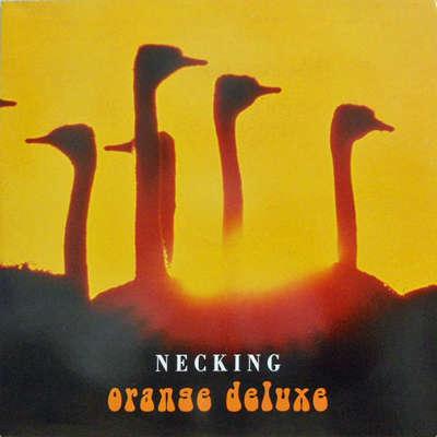 ORANGE DELUXE Necking