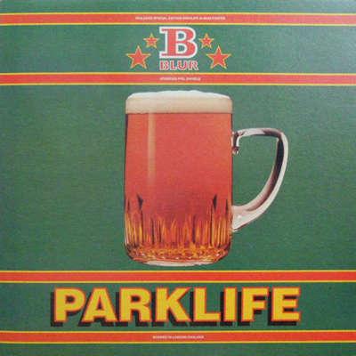 BLUR Parklife / Supa Shoppa / To The End / Beard