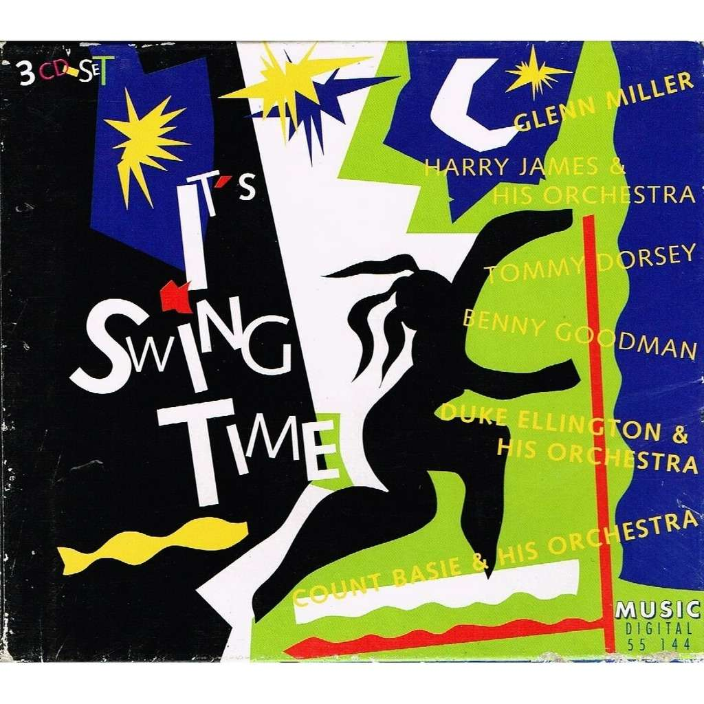 VARIOUS ARTISTS IT'S SWING TIME