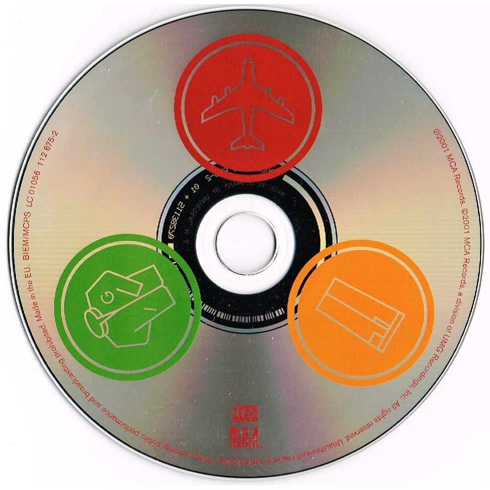 Take Off Your Pants And Jacket By Blink 182 Cd With