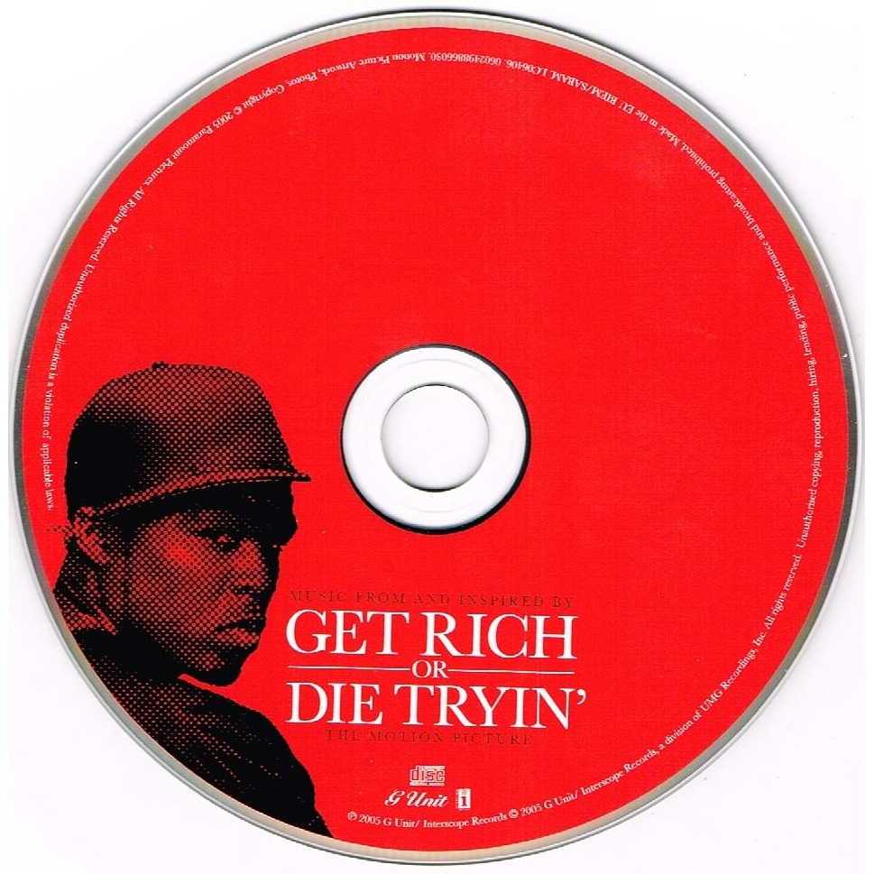 50cent get rich or die tryin: