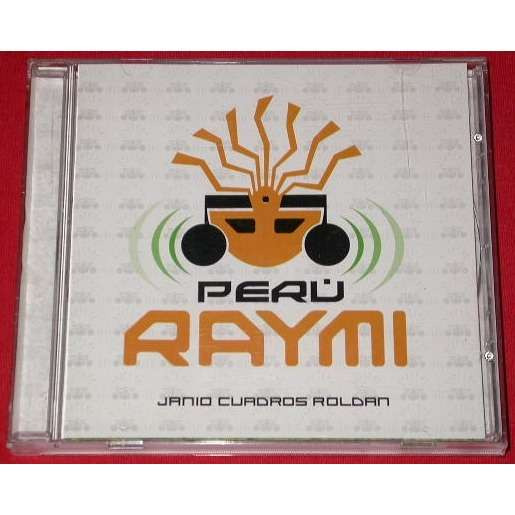 Janio Cuadros Roldan Perú Raymi