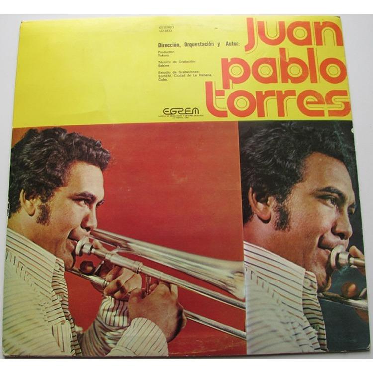 TORRES , Juan Pablo Algo Nuevo