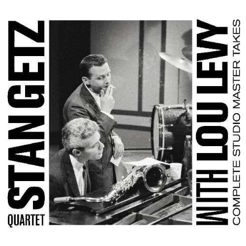 Stan Getz quartet with lou levy Complete Studio Master Takes
