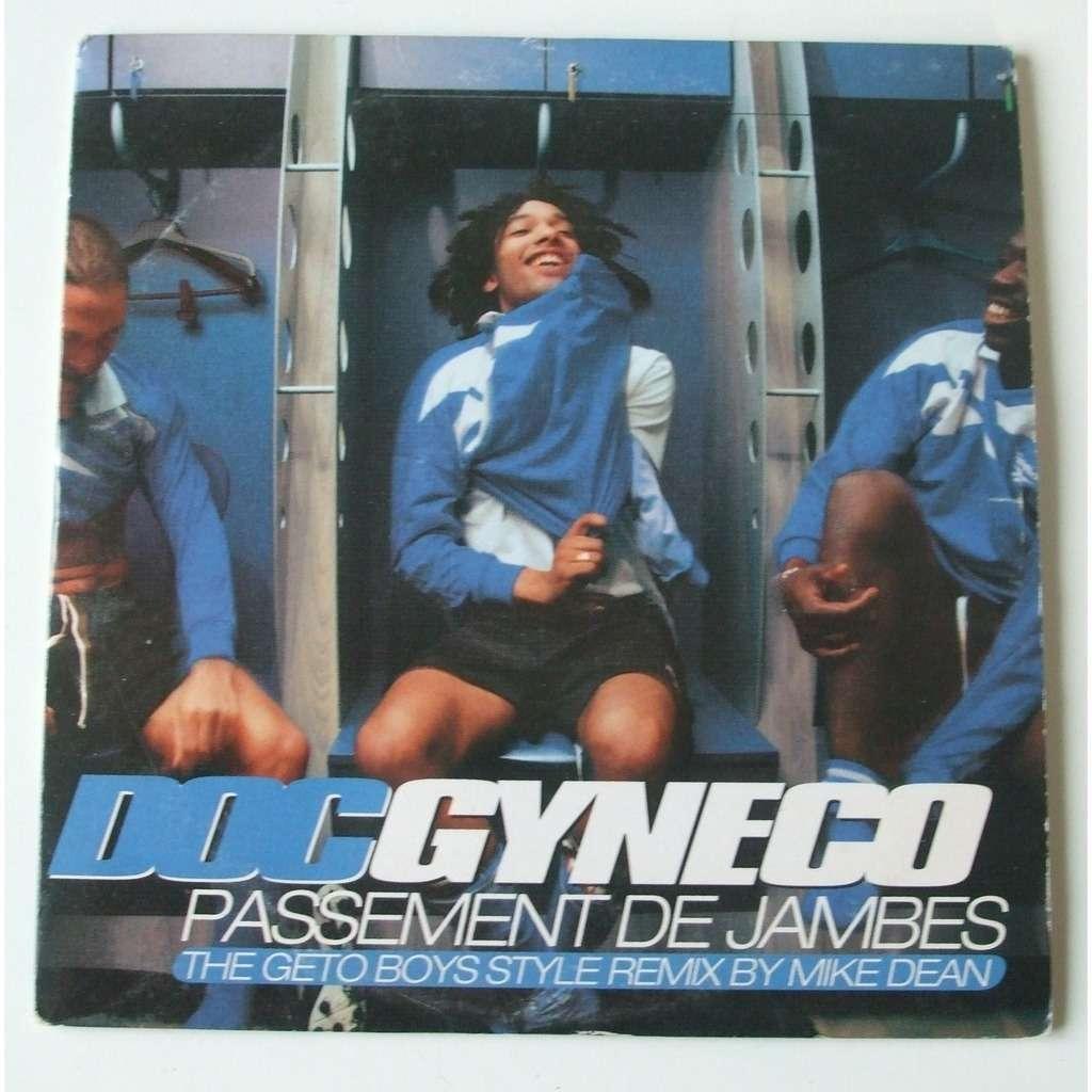 doc gyneco passement de jambes