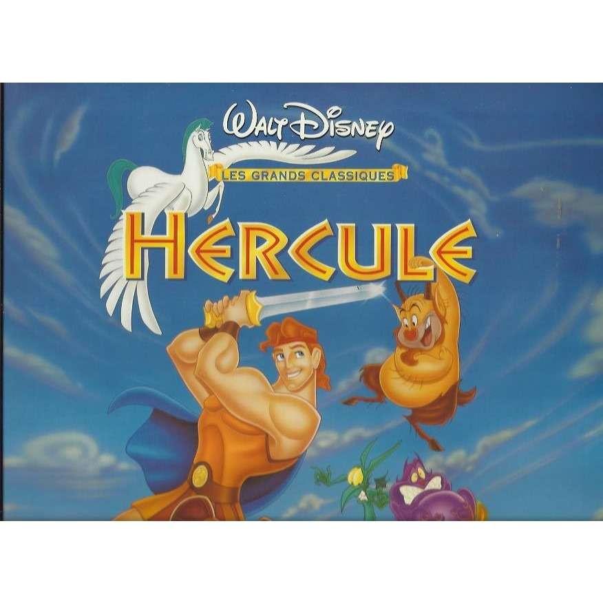 Hercule by walt disney hercule ld with jeromelecorre - Hercule walt disney ...