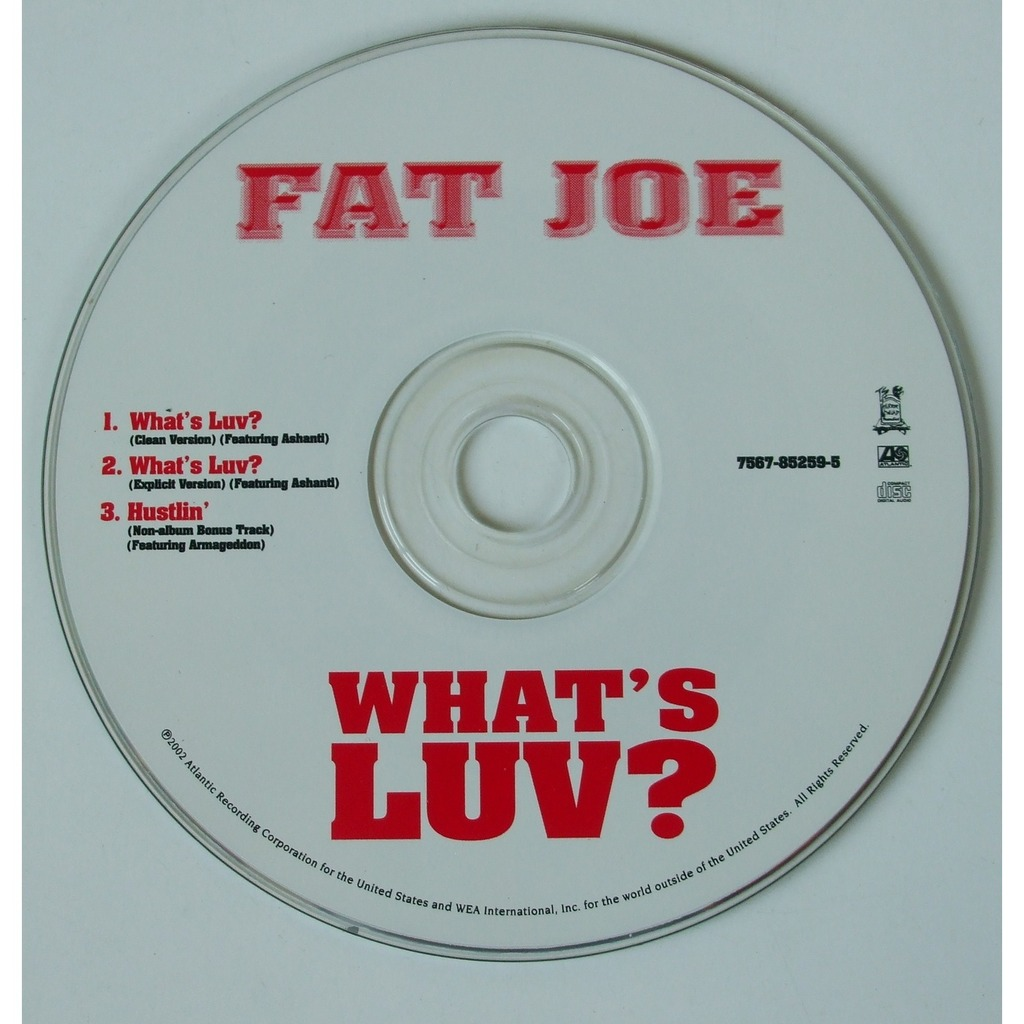 Whats Luv Fat Joe 69