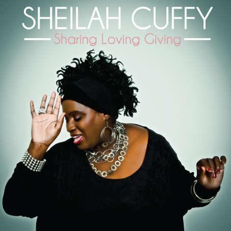 SHEILAH CUFFY sharing loving giving