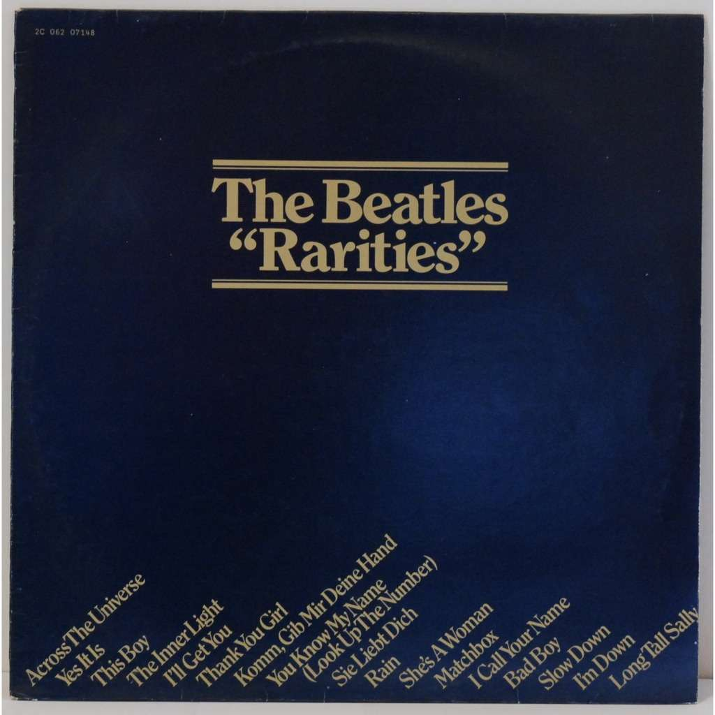 Beatles - Rarities Album