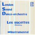 LONDON SOUND DANCE-ORCHESTRA (GAINSBOURG) - LA GADOUE / INSTRUMENTAL - 45T (SP 2 titres)