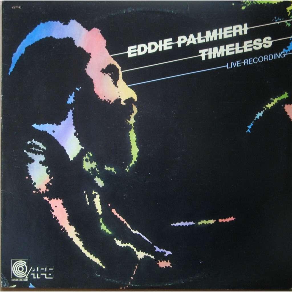 Eddie Palmieri Timeless Live recordings